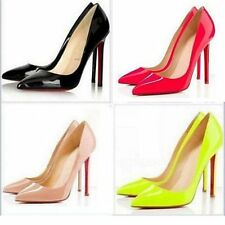 New Women Punk Platforms Wedges Lace-up Cotton Strappy Pumps High heels Shoes F7