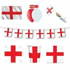 ENGLAND/ST. GEORGE - FLAGS BANNERS BALLOONS(Partyware){fixed UK p&p}