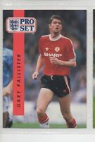 #142 Gary Pallister  Manchester United football/soccer collector card