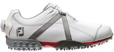Ladies FootJoy M Project BOA Golf Shoes White/Silver 95634 Womens CLOSEOUT New