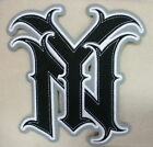 """Dyse One Iron On Patch """"New York"""""""