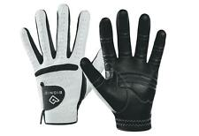 New Bionic Relax Grip with Black Palm Golf Glove - Left Hand (for RiH golfer)