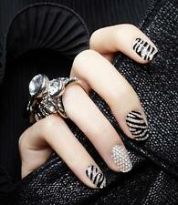 New 3D Nail Art Crystal DIY Stickers Tips Manicure Decor Decal Decoration