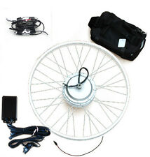 """36V Ebike Electric Bicycle Conversion Kit-Front Hub Motor 16""""20""""24""""26""""28""""(700C)!"""