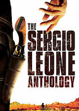 The Sergio Leone Anthology (DVD, 2009, 8-Disc Set, Special Edition)