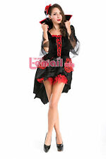 Damen* Halloween* Karneval Kostüm Märchen* Königin Cosplay costume Kleid dress