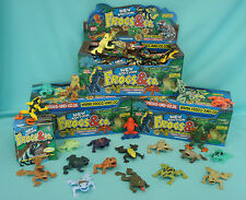 DeAgostini Frogs & Co. Booster Display oder komplett Set aussuchen Frosch Frog