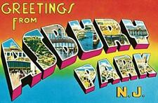 Greetings from Ashbury Park Nj - Bruce Springsteen New & Sealed LP Free Shipping