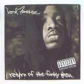Return of the Funky Man by Lord Finesse (CD, Jan-1992, Giant (USA))