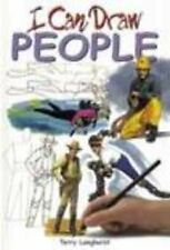 """People (I Can Draw), Amanda O'neill, """"AS NEW"""" Book"""