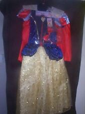 girls snow white fancy dress outfit