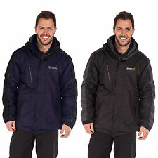 Regatta Mens Jacket Chadwick 3 in 1 Waterproof Breathable Isotex 5000