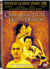 Crouching Tiger Hidden Dragon DVD 2001 Wide Edition Brand new Free Ship Cont US