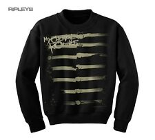Official My Chemical Romance Sweater Jumper ~ Together We March All Sizes