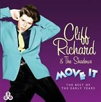 Cliff Richard - Move It (Best of the Early Years, 2011) 3 X CD