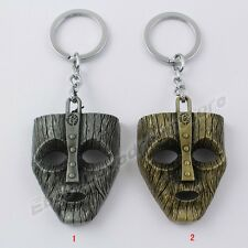 """Cool ! Moive Son Of The Mask 2 The Mask 11cm/4.4"""" Metal Key Ring Chain NIB"""