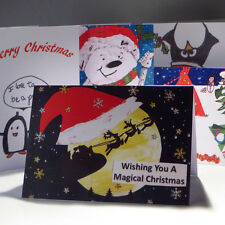 Get Your Child's Christmas Card Design Printed. Custom Design Card Printing