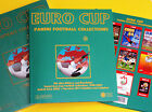 Panini Euro Cup EC Football Collections 1980-2004 Update 2008 Preview 2012