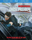 Mission: Impossible Ghost Protocol (Two-Disc Blu-ray/DVD Combo +Digital Copy) DV