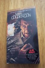 James Bond 007 THE MAN WITH THE GOLDEN GUN VHS VIDEO