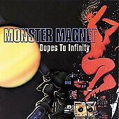 MONSTER MAGNET - Dopes to Infinity CD ( 1995, Stoner Rock )