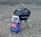 Bag Of BBQ Charcoal Miniatures 1/24 Scale G Scale Diorama Accessory Item