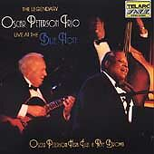 LEGENDARY OSCAR PETERSON TRIO Live at the Blue Note CD 1990 FREE SHIPPING