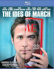 BLU-RAY Ides Of March (Blu-Ray) George Clooney NEW