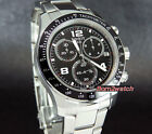TISSOT MEN V8 SWISS MADE CHRONOGRAPH SAPPHIRE 42mm SOLID STEEL T0394171105702
