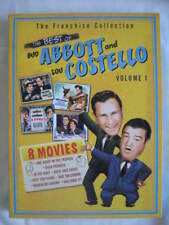 Best of Abbott and Costello Volume 1 – 8 Movies