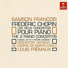 Chopin:piano Concertos - Samson Francois New & Sealed Compact Disc Free Shipping