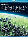 Planet Earth Complete Series 4-DISC BLURAY SET! NEW!