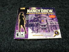 Nancy Drew: Treasure in the Royal Tower (PC, 2000) Complete!