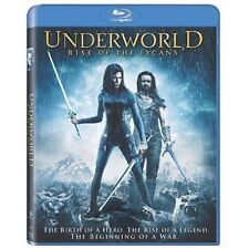 Underworld: Rise of the Lycans [Blu-ray] DVD, Rhona Mitra, Michael Sheen, Bill N