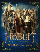 "Movie Storybook (The Hobbit: An Unexpected Journey) J. R. R. Tolkien ""AS NEW"" Bo"