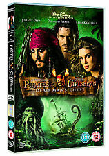 PIRATES OF THE CARIBBEAN 2 DISC SPECIAL EDITION