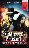 Landy, Derek Skulduggery Pleasant: The End of the World Very Good Book