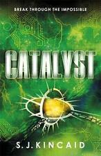 NEW - Catalyst (Insignia Trilogy), S. J. Kincaid - Paperback Book | 978147140071
