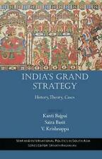 NEW India's Grand Strategy by Paperback Book Free Shipping