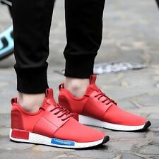 Korean Fashion Men's Sneakers Casual Sport Leisure Hip-Hop Runing Shoes