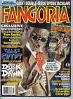 Fangoria 150 GIANT 4 PAGE COVER POSTER Issue Index STEPHEN KING Tom Savini LK9