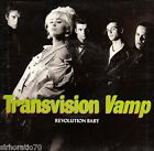 TRANSVISION VAMP Revolution Baby / Honey / Long Lonely Weekend 1988 OZ 45