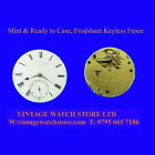 Mint & Ready to Case Charles Frodsham Keyless Fusee Pocket Watch Movement 1890
