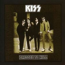 Dressed to Kill by Kiss (CD, May-1989, Island/Mercury)
