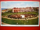 POSTCARD RP KENT CLIFTONVILLE THE OVAL 1950'S