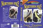 Northern Pike Fishing Lures Locations Different Conditions 2 Films 1 DVD NEW