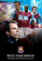 West Ham United 2008/2009 Season Review [DVD], New Condition DVD, ,