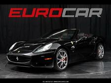 Ferrari: California Base Convertible 2-Door