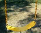 Swingset swing,playset toy,chained belt swing seat,playset accessory,kit,pvc,54