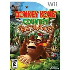 Donkey Kong Country Returns (Wii), New Nintendo Wii, Nintendo DS Video Games